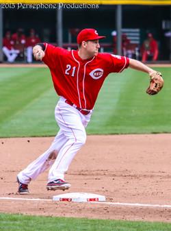 Todd Frazier, Cincinnati Reds
