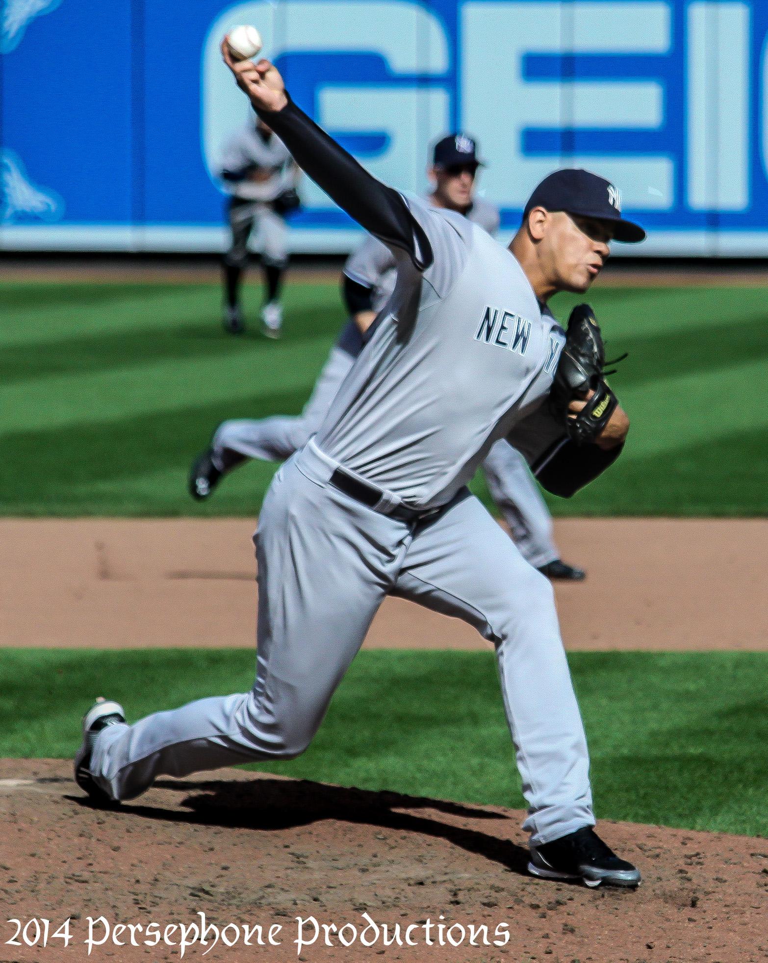 Dellin Betances, NY Yankees