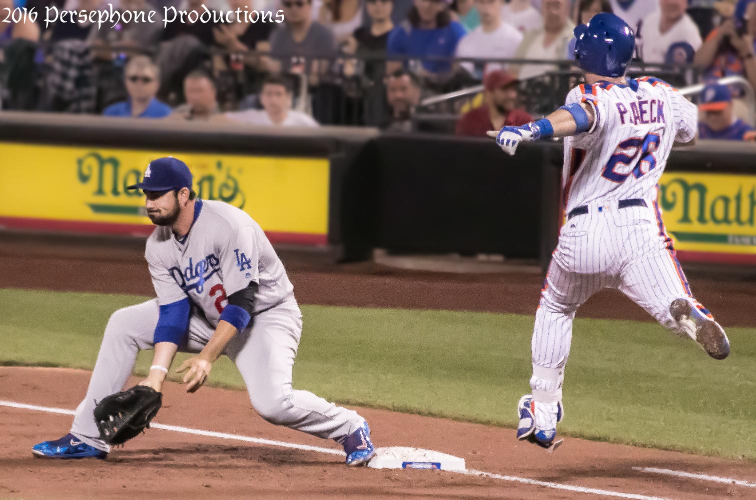 LA Dodgers, NY Mets