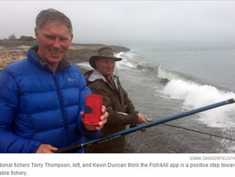 Recording of recreational fishing to be promoted in Kaikoura