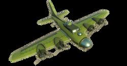 USA BomberHeavy B17FlyingFortress