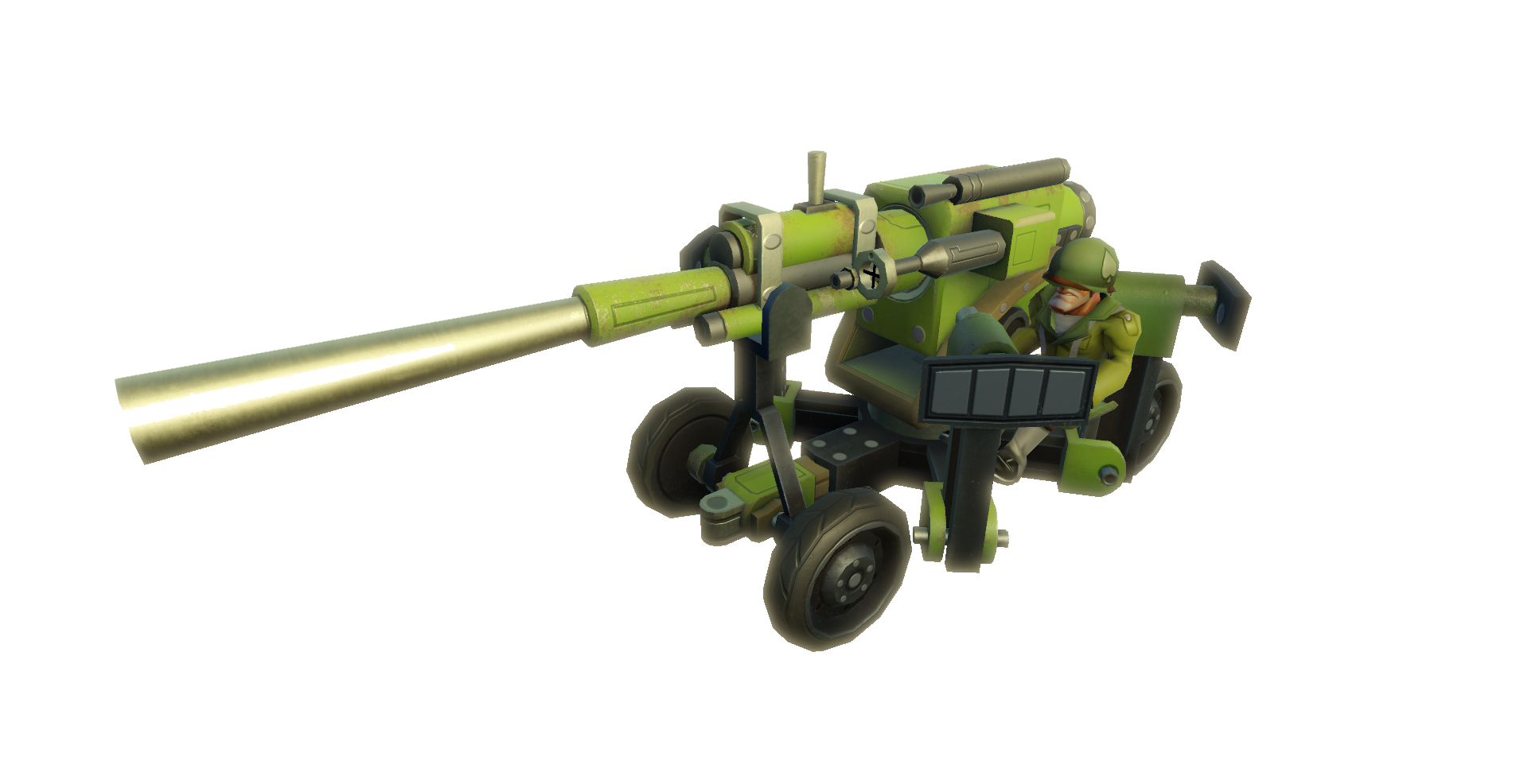 USA AntiTankGun