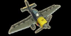 GER DiveBomber JU87 Stuka