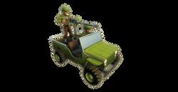 USA Jeep Willies