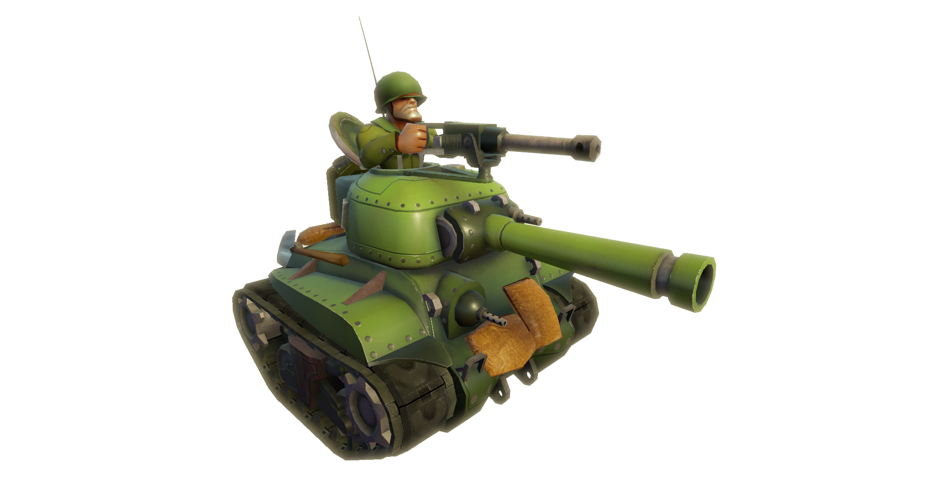 USA Tank Sherman