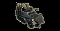 GER Infantry Transport