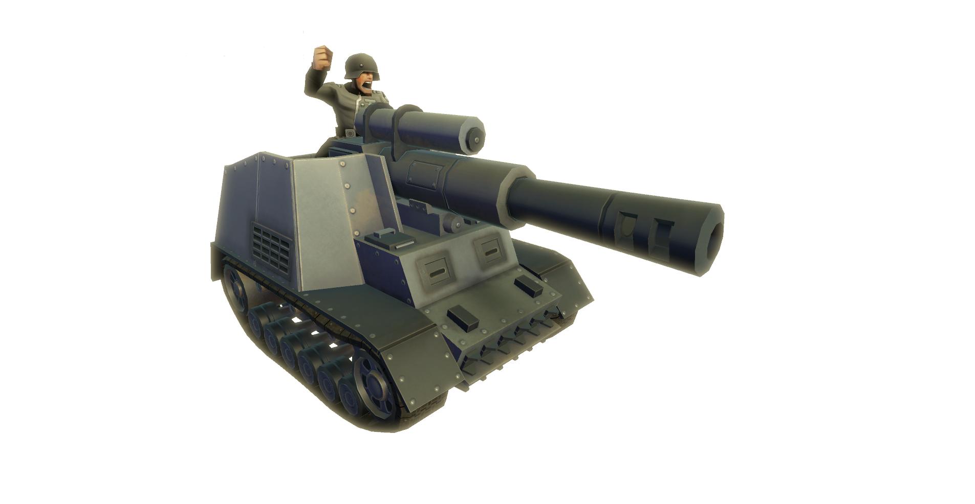 GER Artillery Hummel