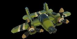 USA Fighter Heavy P38 Lightning
