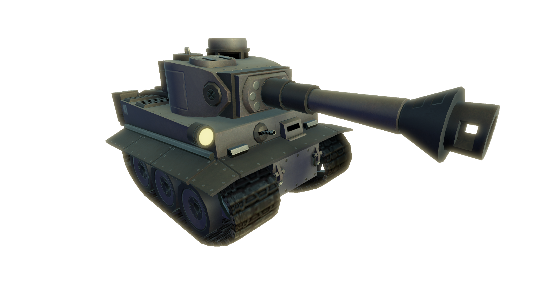 GER Tank Tiger