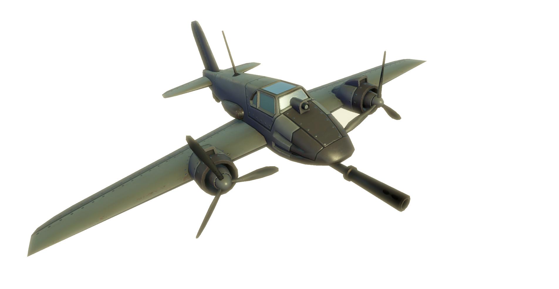 GER Fighter Heavy HS129 Henschel
