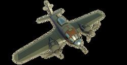 GER Bomber Medium HE111