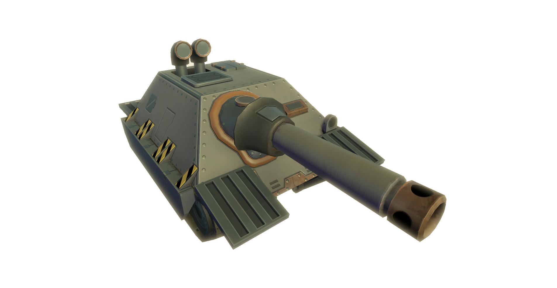 GER TankDestroyer Hetzer