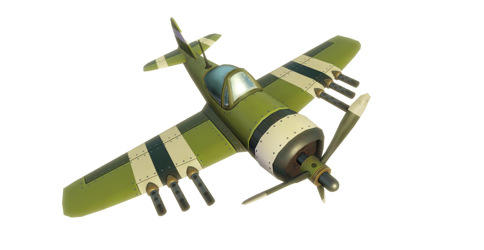 USA Fighter P47 Thunderbolt