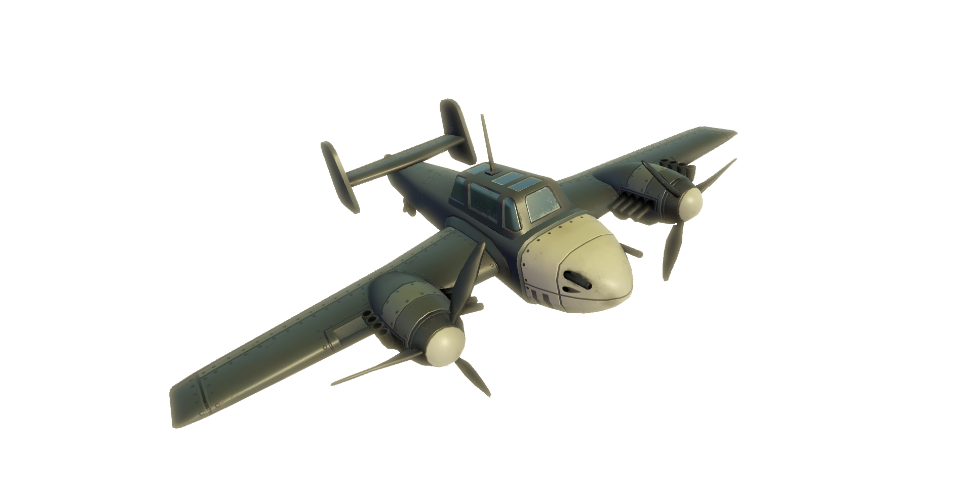 GER Fighter ME110