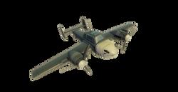 GER Fighter ME110