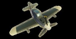 GER Fighter BF109
