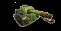 USA Tank Crocodile