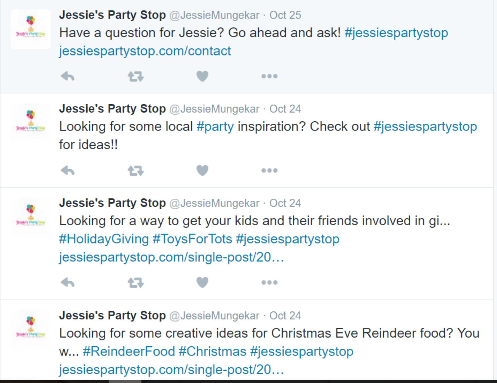 JPS twitter sample