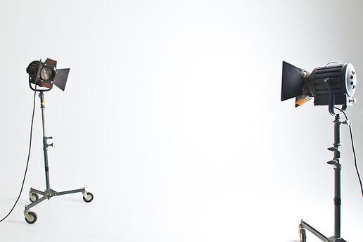 Lumières de l'appareil photo