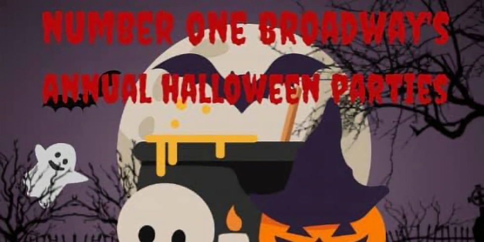 Halloween Party Spooktacular w/ RPM