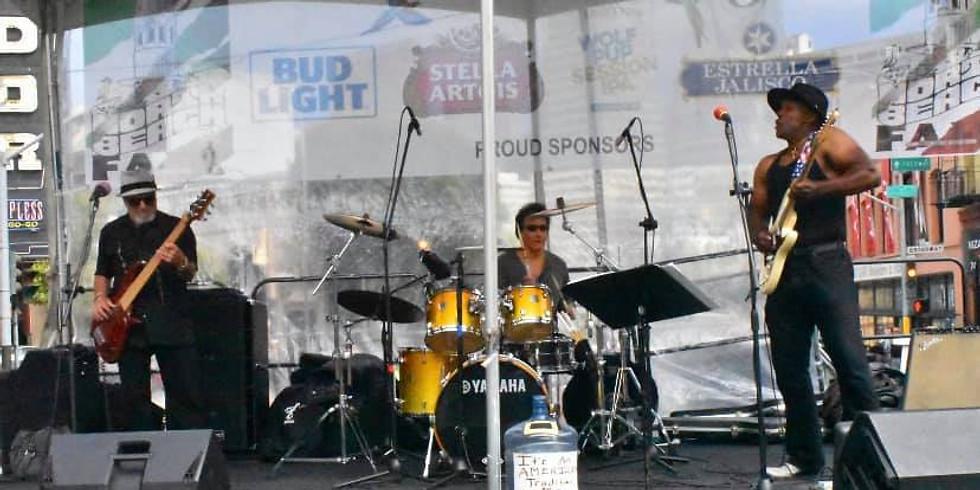 Marshall Law Band  & DJ Vision 1