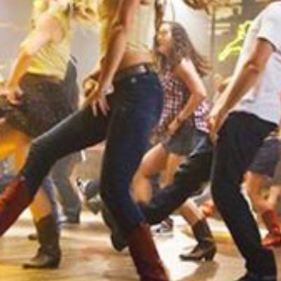 Line Dancing with Micaela
