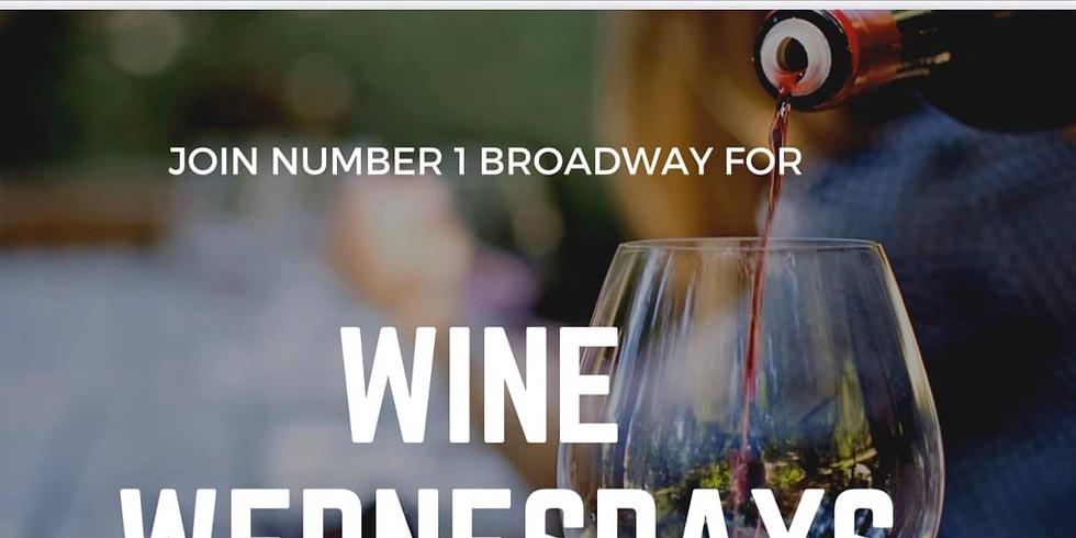 Wine Wednesdays. Great Music.  Great Drinks.  Great Friends.