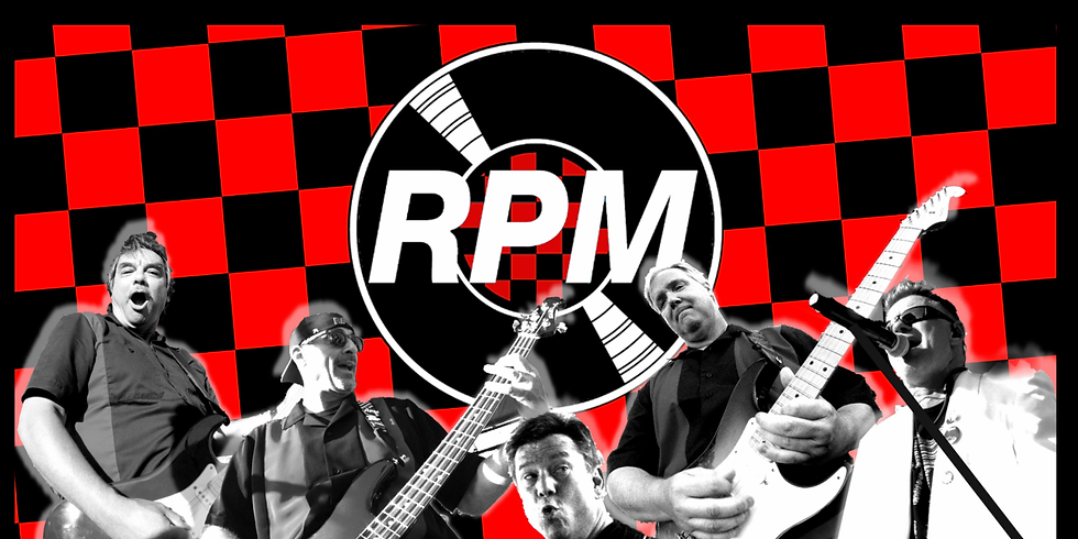 RPM & DJ Vision 1 (Double Featuring with a Band AND a DJ