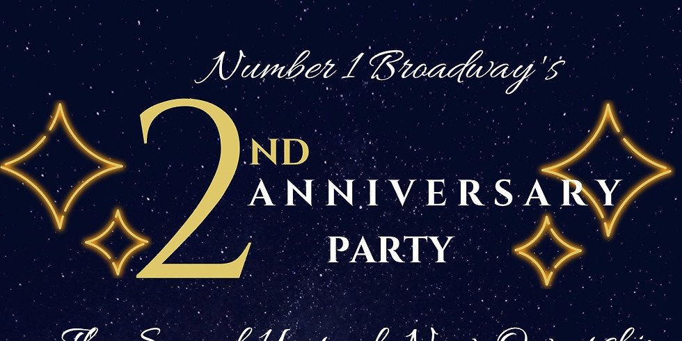2nd Anniversary Party with 3 Mile Smile & DJ Vision 1