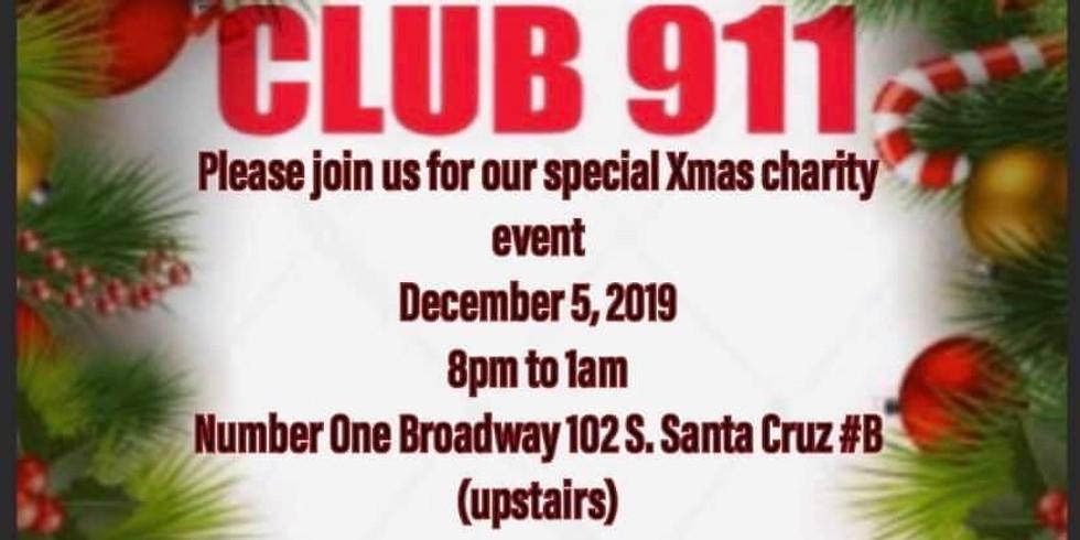 Club 911 Fundraiser with Kid Dynamite & DJ Vision 1
