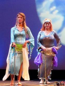 Zeina & Leyla at Multicultural Festival