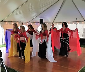 2017 FAA Troupe Veil Dance