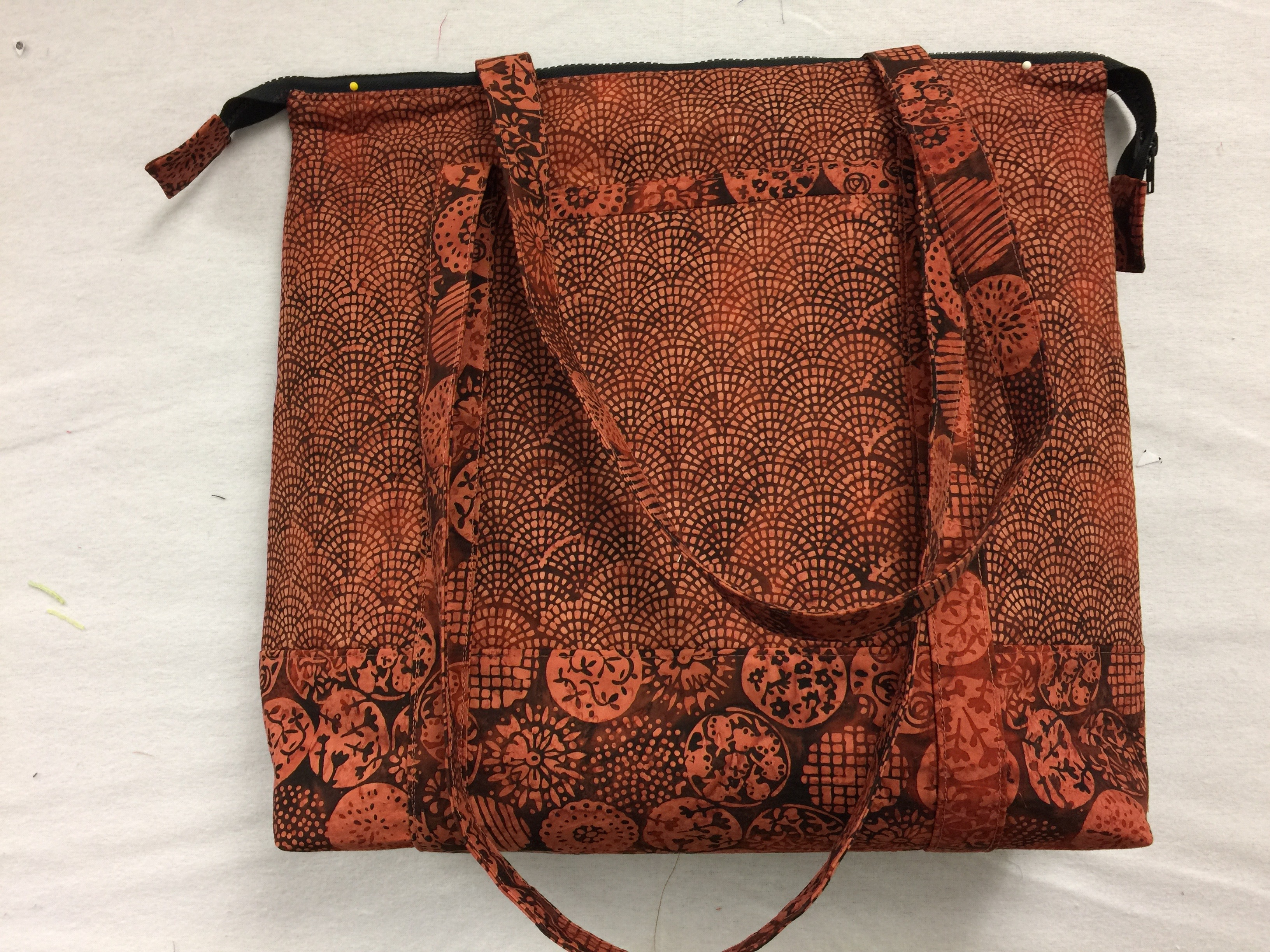 Deverie's Copper tote