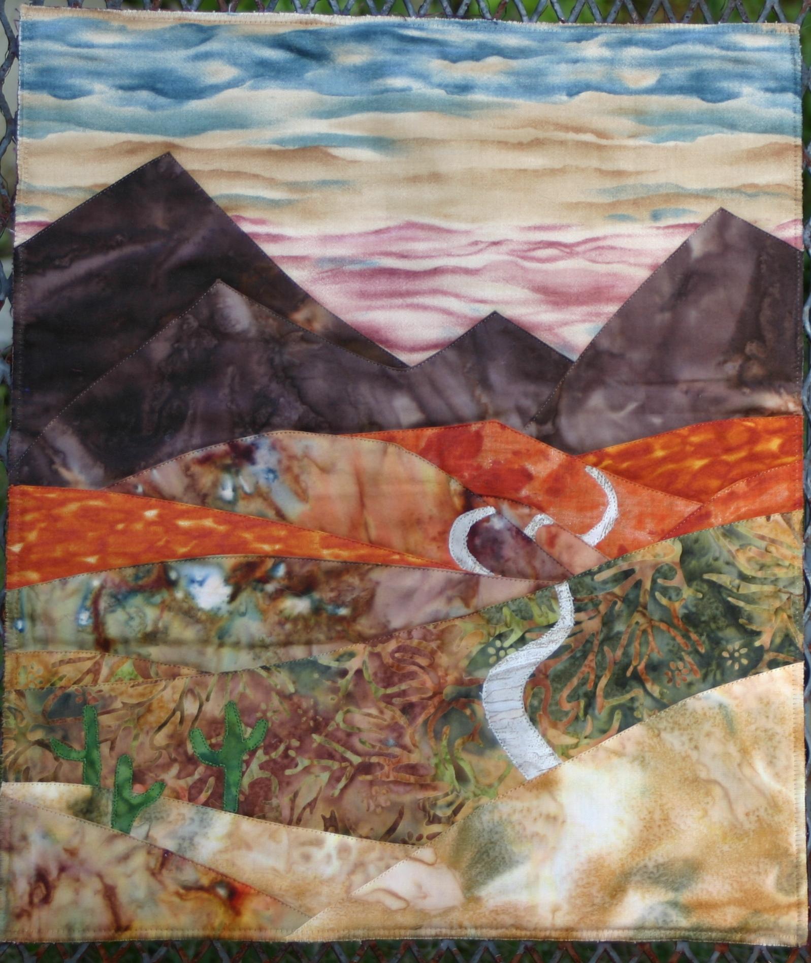Landscape with Karen Pulaski