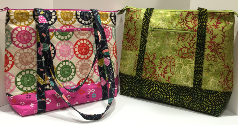 Versatile Tote with Deb Kellner