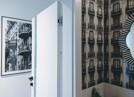 Projekt mieszkania pod wynajem [Wrocław]