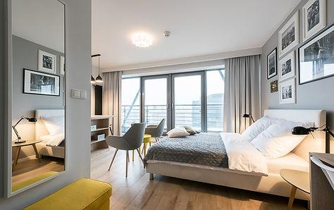 Projekt apartamentu pod wynajem [Wrocław