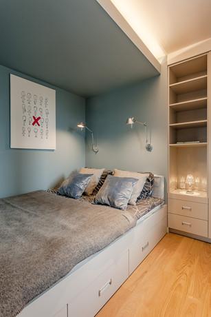 Projekt apartamentu [Wrocław]