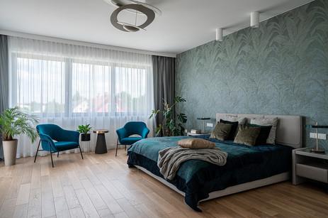 Projekt sypialni [Wrocław]