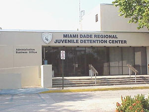 Juvenile Dentetion Center Miami, Florida