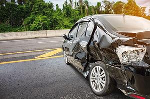 Leaving the Scene of a Crash in Miami