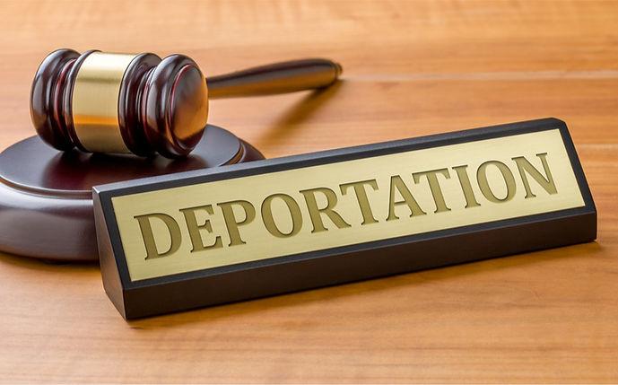 Condenas que Ameritan Deportación