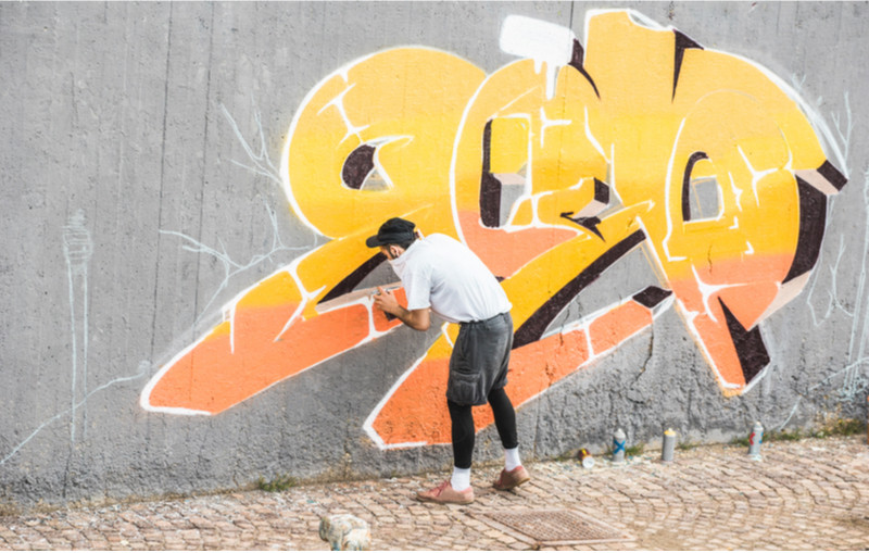 Graffiti – Street Art or Crime?