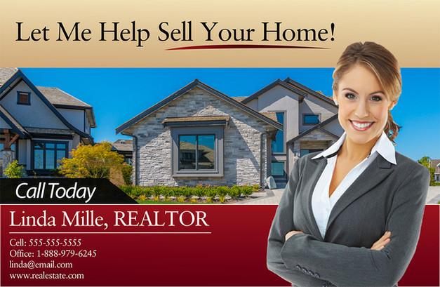 Real Estate Direct Mail Postcard Sample 13