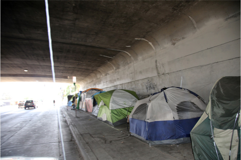 Homeless Targeted for Nuisance Crimes in Miami