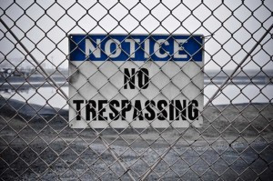 Possible Misdemeanor Charge for Romantic Couple Caught Trespassing