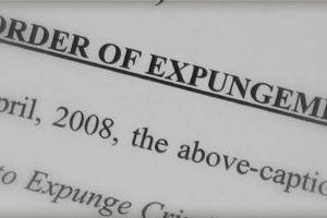 Expungement of Cases in Miami, Florida