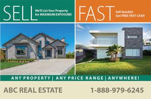 Real Estate Direct Mail Postcard Sample 09