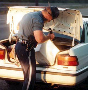 Can a Police Officer Search My Car During a Traffic Stop in South Florida?