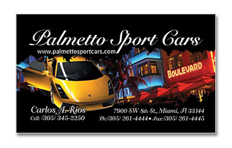 Miami printing services business cards full color uv coated 521 business cards colourmoves Gallery
